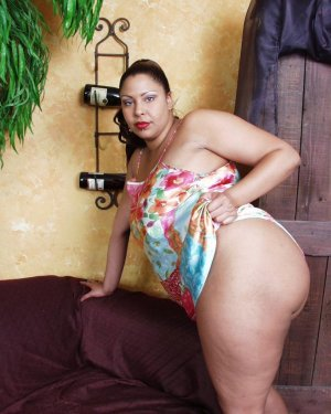 Channa ssbbw escorts in Batesville